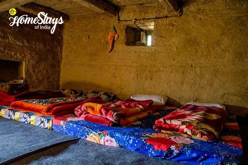 Sleeping_Raithal Homestay-Uttarkashi
