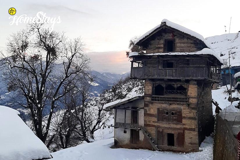 Winter3_Raithal Homestay-Uttarkashi