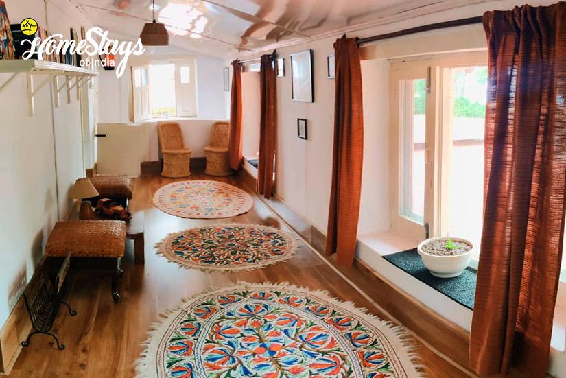 Common Sitting-Sirori Homestay-Nainital-Uttarakhand