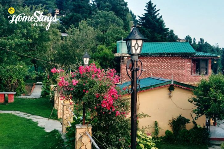 Entrance-Sargakhet-Homestay-Mukteshwar