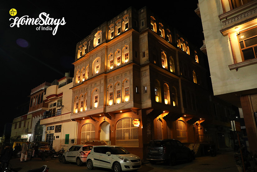 Gangapole-Tradional-Homestay,-Jaipur