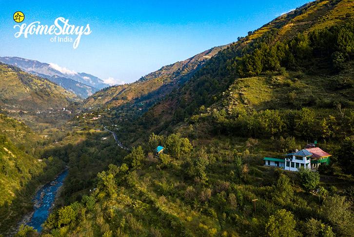 Siul River_Bhandal-Homestay-Chamba