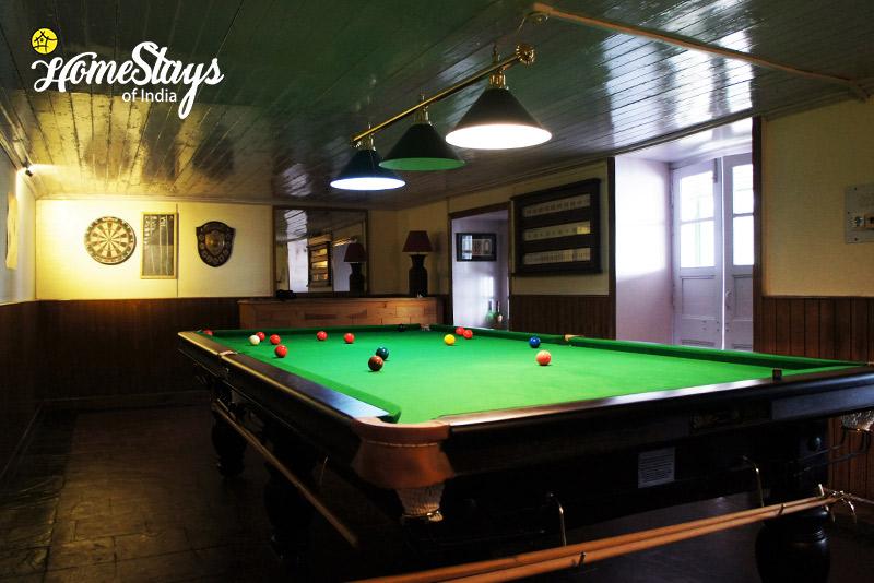 The-Billiard-Room_Rukhla-Homestay,-Kotkhai