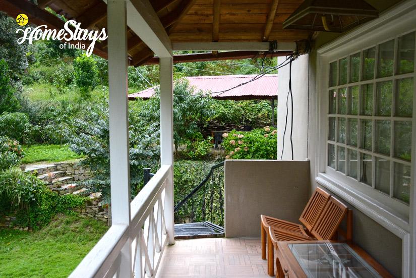 Balcony-Bohrakote Homestay-Ramgarh