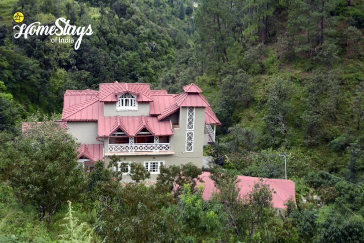Bohrakote Homestay-Ramgarh