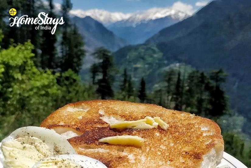 Breakfast-Bahu-Homestay-Banjar