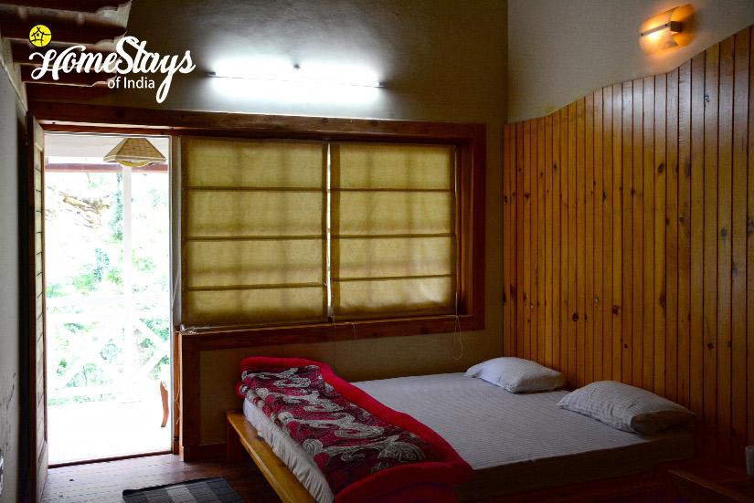 BedRoom-3-Bohrakote Homestay-Ramgarh