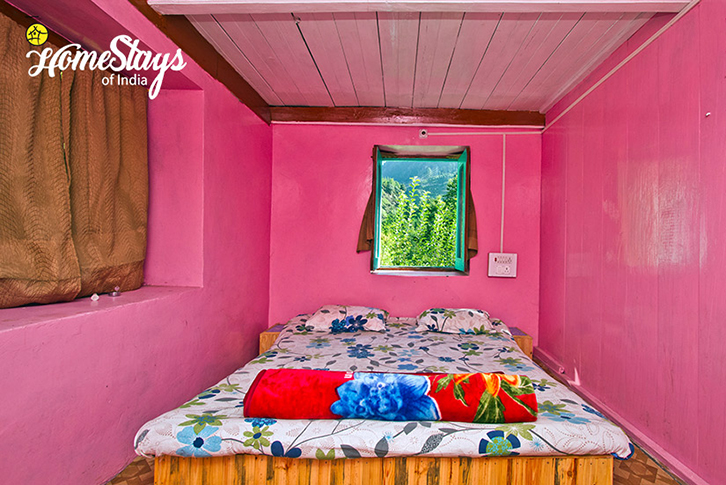 Double Room-Old House-Baladhi-Homestay-Parvati