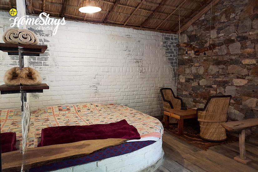 Double Room-Pushkar Homestay