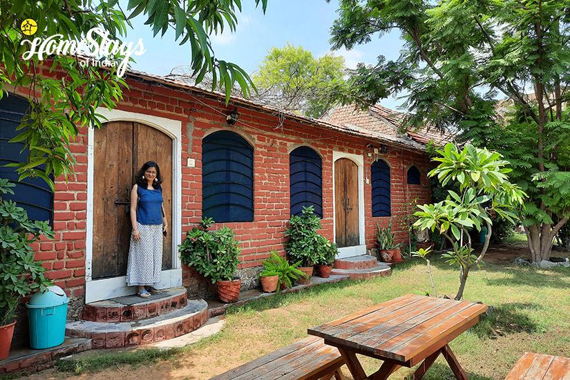 Exterior_Pushkar Homestay