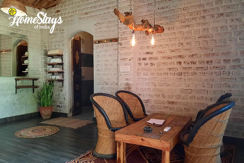 Interior-Family Room-Pushkar Homestay