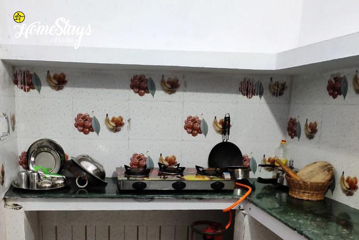 Kitchen_Srinagar Homestay-Uttarakhand