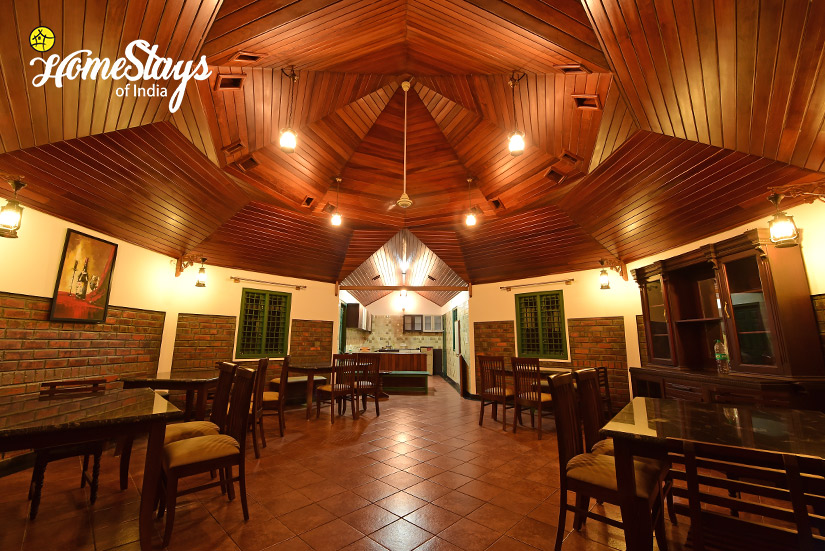 Restaurant_Mugathihalli-Homestay-Chikmagalure