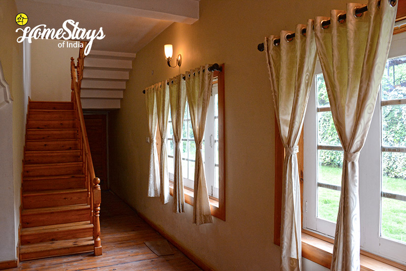 Upstair-Bohrakote Homestay-Ramgarh