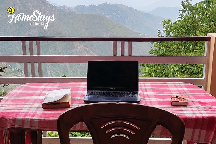 Work-From-Homestay_Srinagar Homestay-Uttarakhand