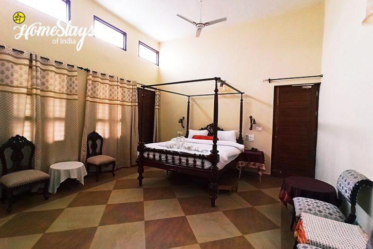 Bada Kamra2-Panchkula Heritage Homestay