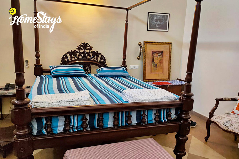 Bada Kamra4-Panchkula Heritage Homestay