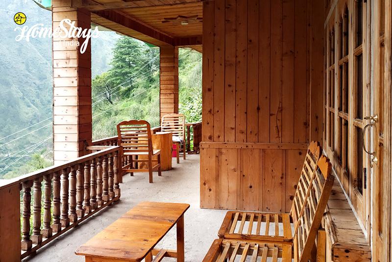Balcony2_Bandal Homestay-Tirthan