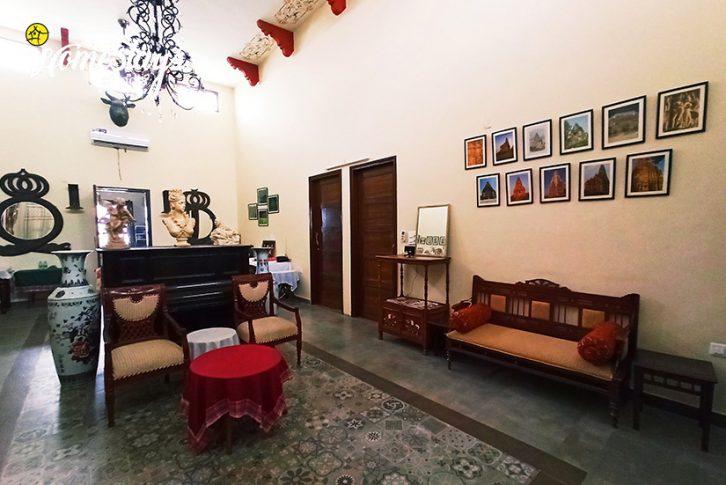 Lobby2-Gol Kamra-Panchkula Heritage Homestay
