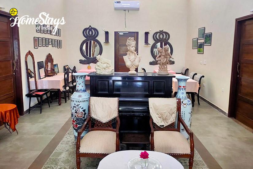 Lobby2-Panchkula Heritage Homestay
