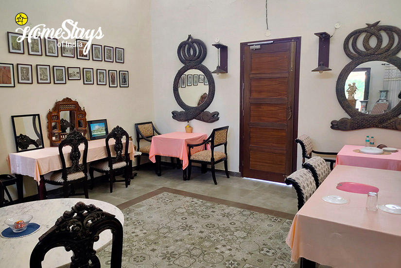 Lobby3-Panchkula Heritage Homestay