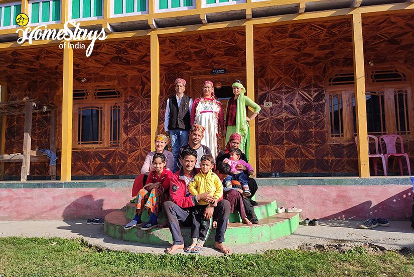 The-Host-Sainj Valley Homestay