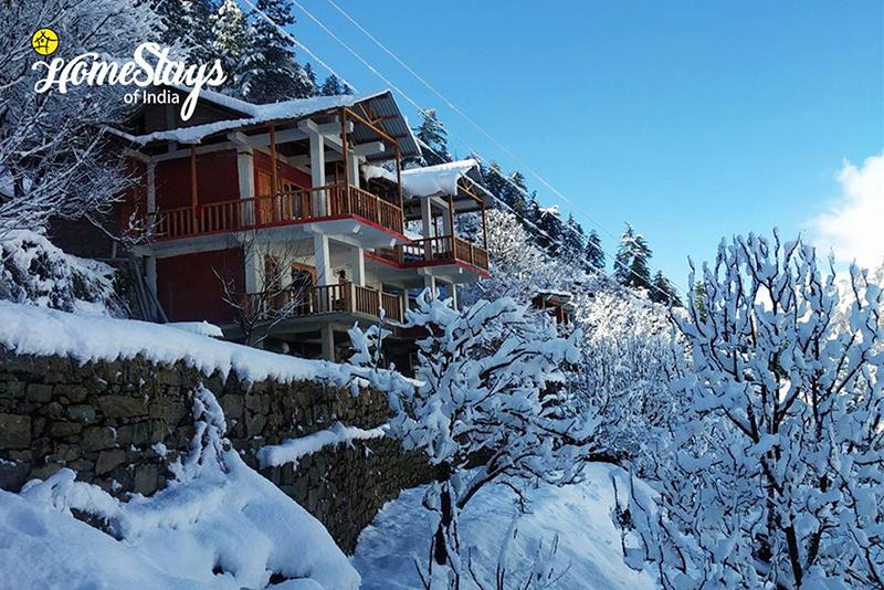 Winter3_Bandal Homestay-Tirthan