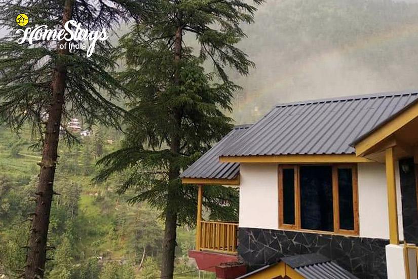 Rainbow-Seri Homestay-Jibhi