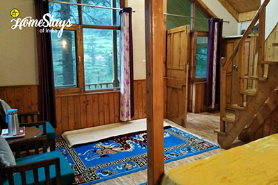 Upstaires-2-Seri Homestay-Jibhi