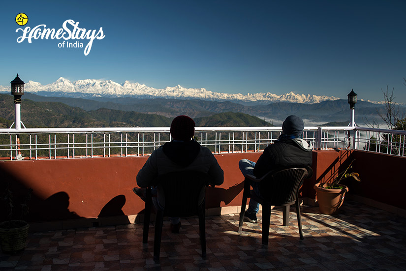 Mountain View-Rautela Homestay-Ranikhet