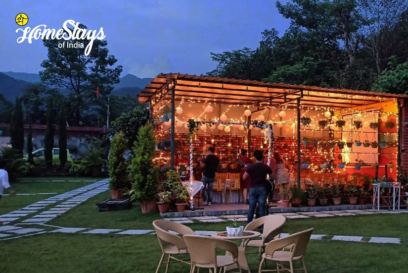 Party_Majhaun Homestay-Dehradun