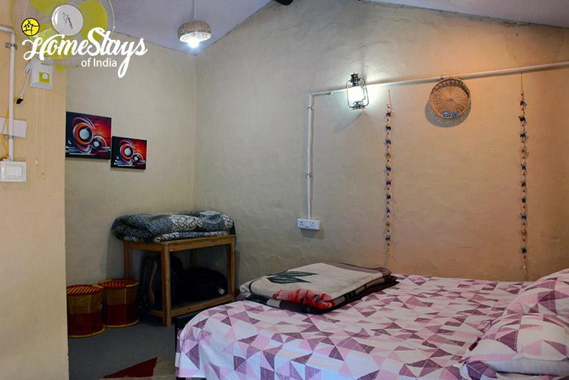 BedRoom01-Gaula River Homestay-Alchaunaa