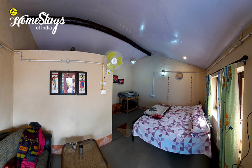 BedRoom1-Gaula River Homestay-Alchaunaa