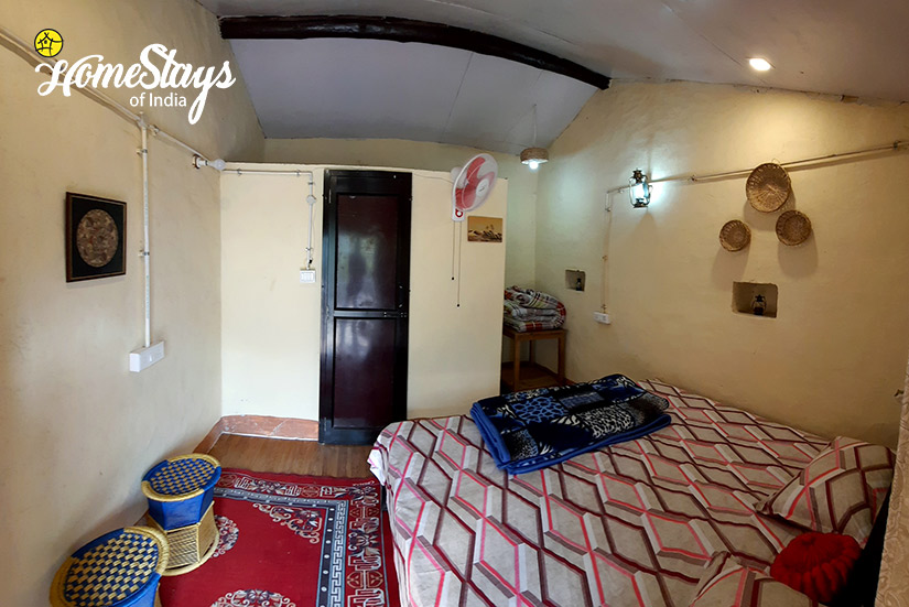 BedRoom2-Gaula River Homestay-Alchaunaa