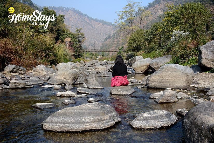 Riverside-Gaula River Homestay-Alchaunaa