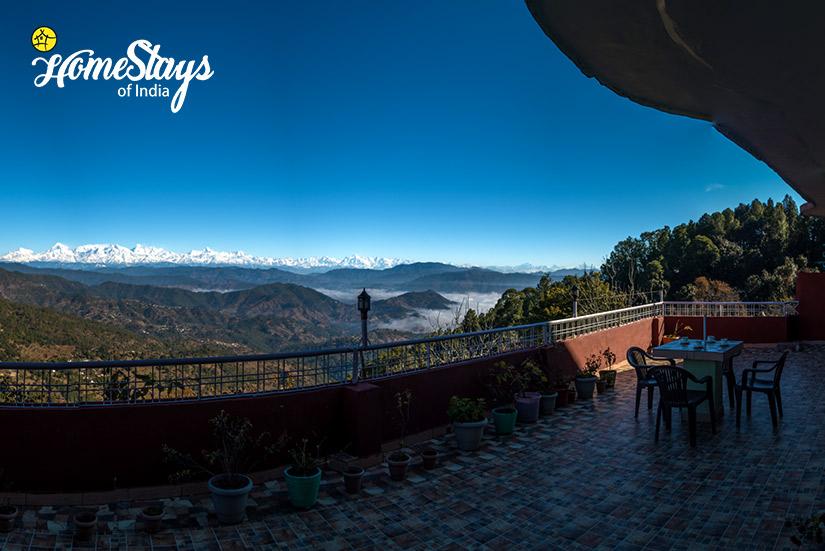 The View-Rautela Homestay-Ranikhet