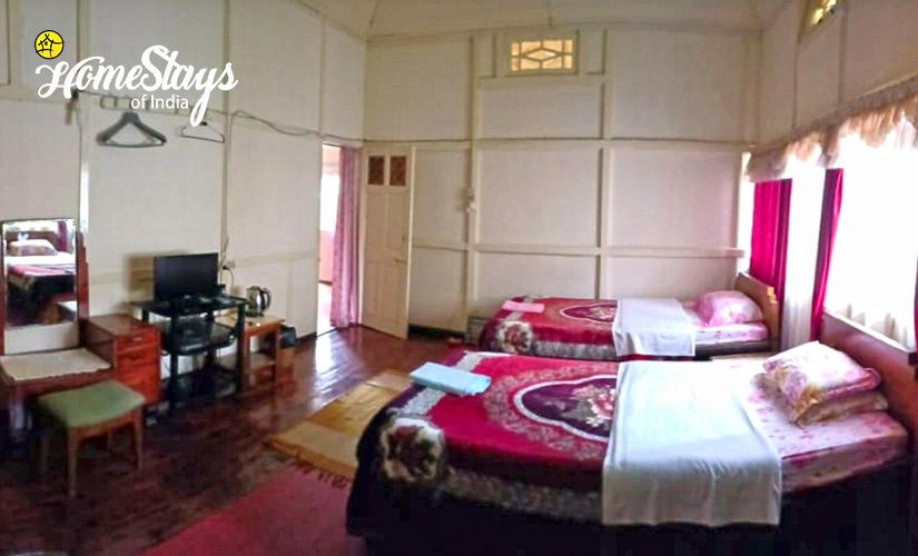 Double Room-2_Laitumkhrah-Homestay