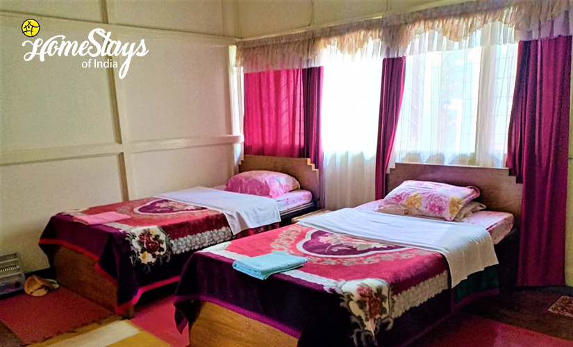 Double-Room_Laitumkhrah Homestay