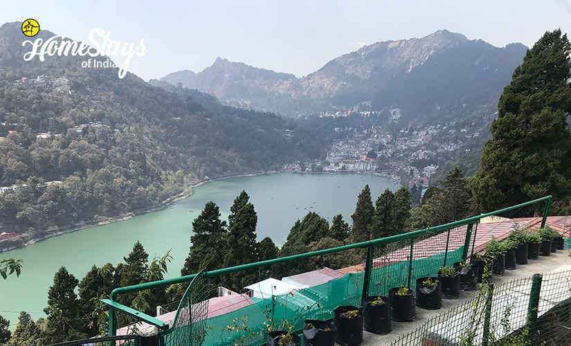 Lake View2-TalliTal Lakeside Homestay-Nainital