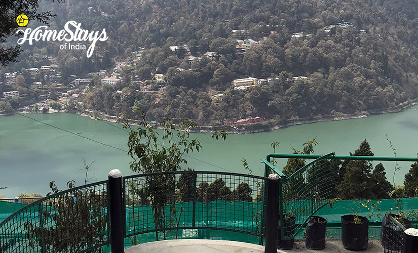 Lake View3-TalliTal Lakeside Homestay-Nainital