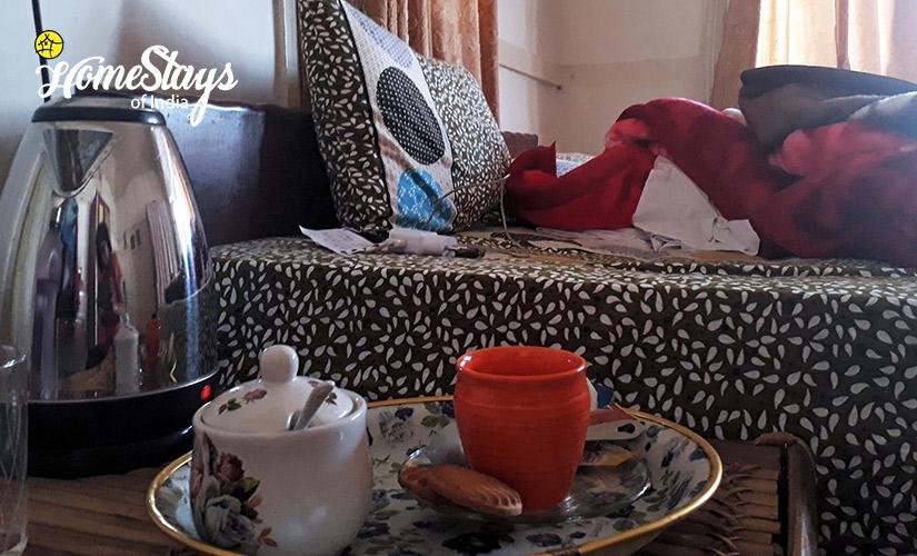 Morning-Tea_Laitumkhrah Homestay