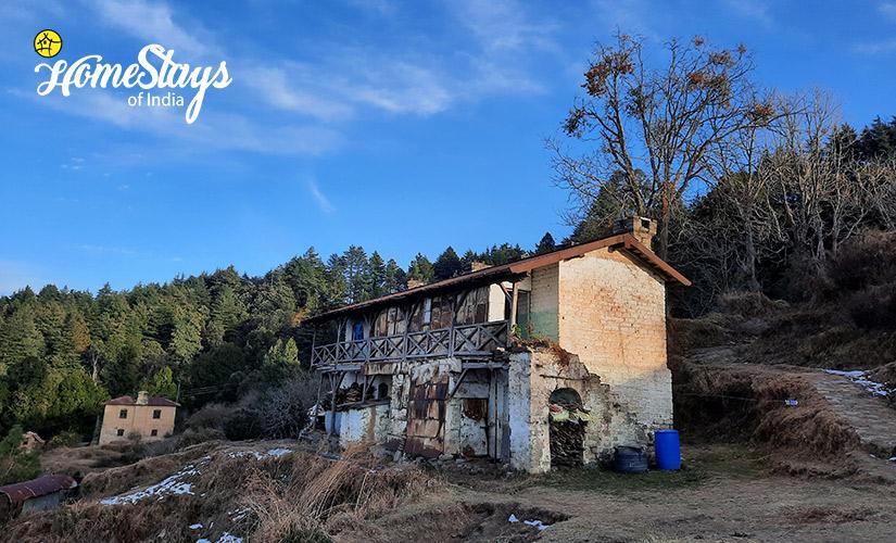 PWD Store-Mukteshwar Temple Homestay