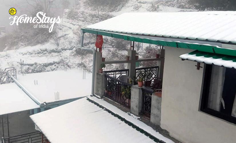 Winter 2-Mukteshwar Temple Homestay