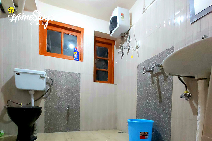 Bathroom-Lachung Boutique Homestay