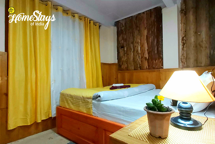 Double BedRoom-Lachung Boutique Homestay