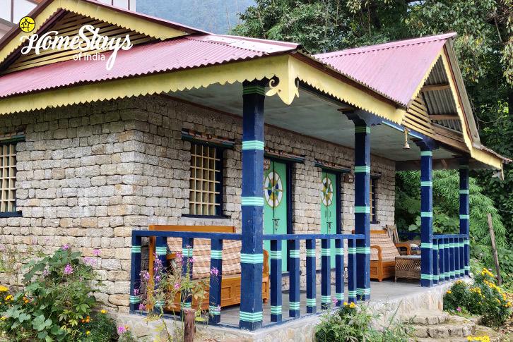 Exterior-Lagay Village Homestay-Pelling