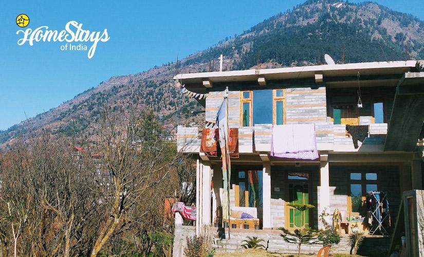 Exterior_Kais Village Homestay-Kullu