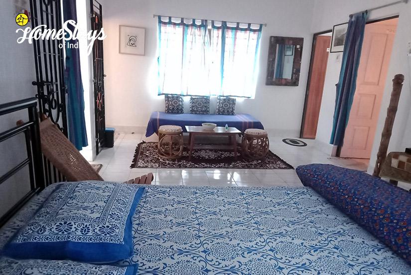 Family Suite-2-Abanpolly Homestay-Shantiniketan