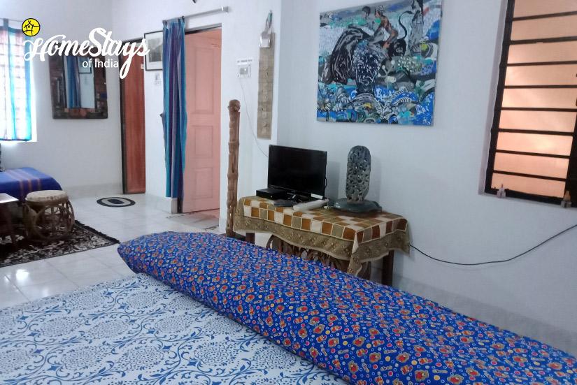 Family Suite-3-Abanpolly Homestay-Shantiniketan