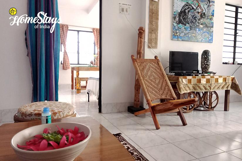 Family Suite-6-Abanpolly Homestay-Shantiniketan